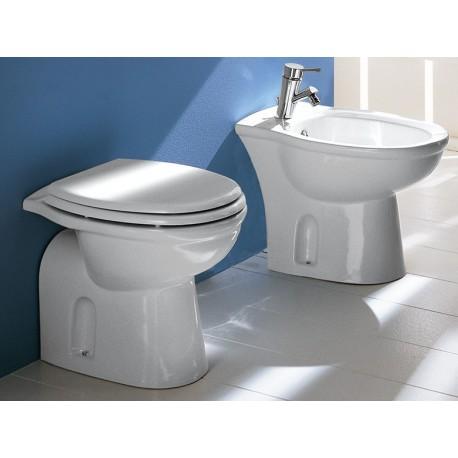 Vaso e bidet karla rak vendita online italiaboxdoccia - Sanitari bagno tradizionali ...