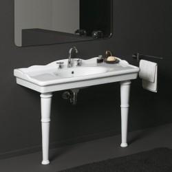 Althea Consolle Royal Calipso cm 110x55 cm Completa di Piedini