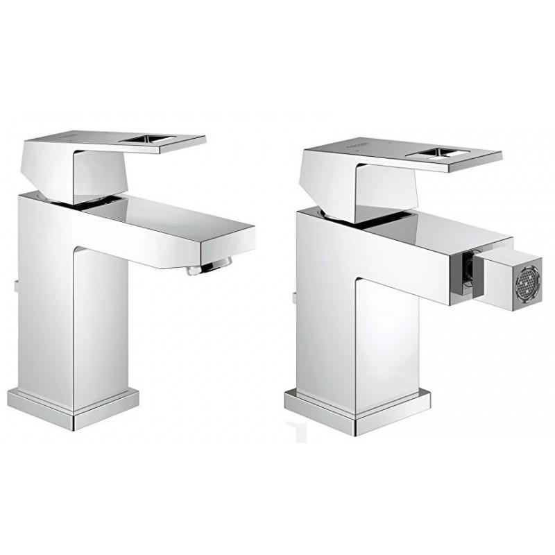 Grohe miscelatori lavabo bidet grohe eurocube - Grohe rubinetteria bagno ...
