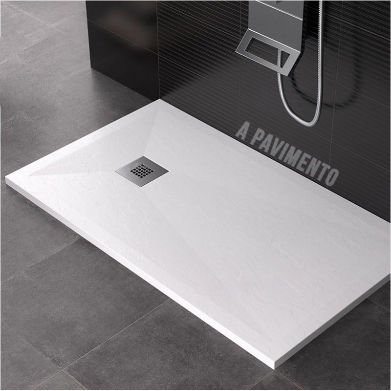 Dimensione Piatto Doccia 60x90.Su Misura Da 60 Cm H 2 5 Piatto Doccia In Pietra Sintetica Ardesia Mineral Marmo Marmo Resina