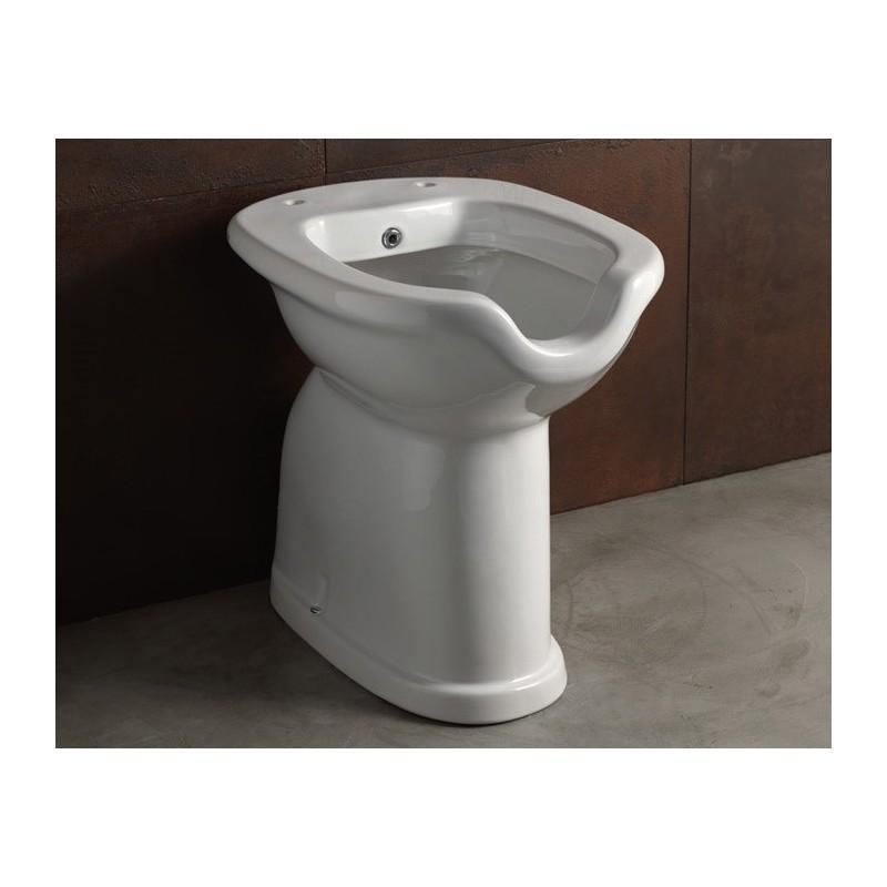 Alice Ceramica Vaso Bidet C Erogatore Per Disabili Alto 49 Cm