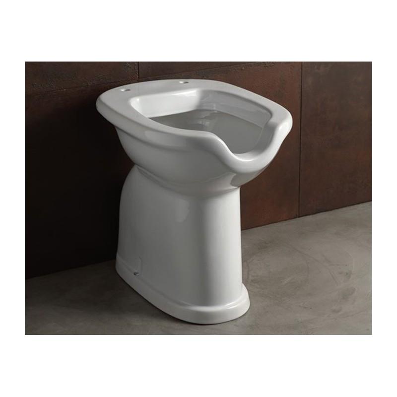 Alice ceramica vaso per disabili altezza 49 cm for Vaso per disabili