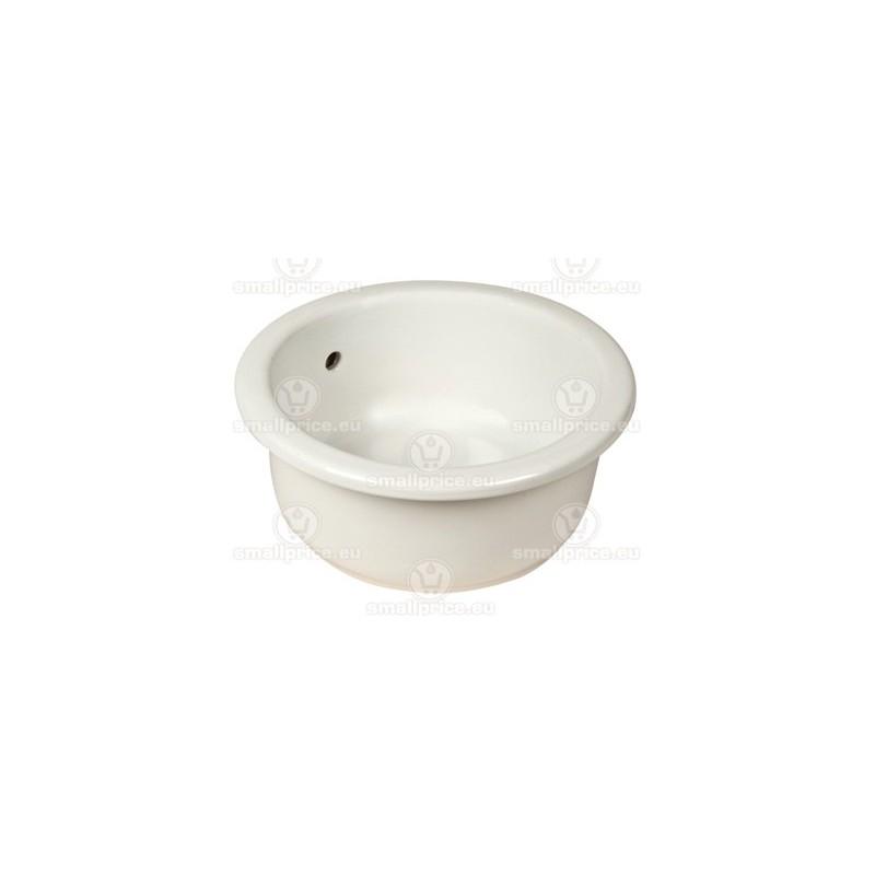 Lavabo incasso ceramica marca azzurra vendita online for Marcas lavabos