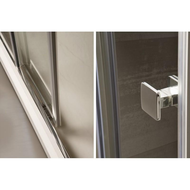 Emejing doppia porta scorrevole pictures - Porta scorrevole doppia ...