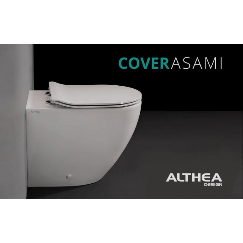 AS001; Vaso Cover Asami Altezza 40 Cm Althea Cod.