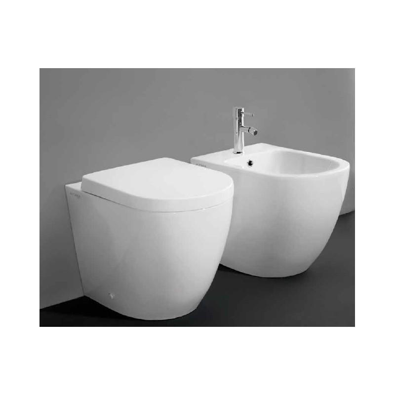 Althea Ceramica Prezzi.Althea Sanitari Vaso Bidet Cover Asami Con Tecnologia Total Flush