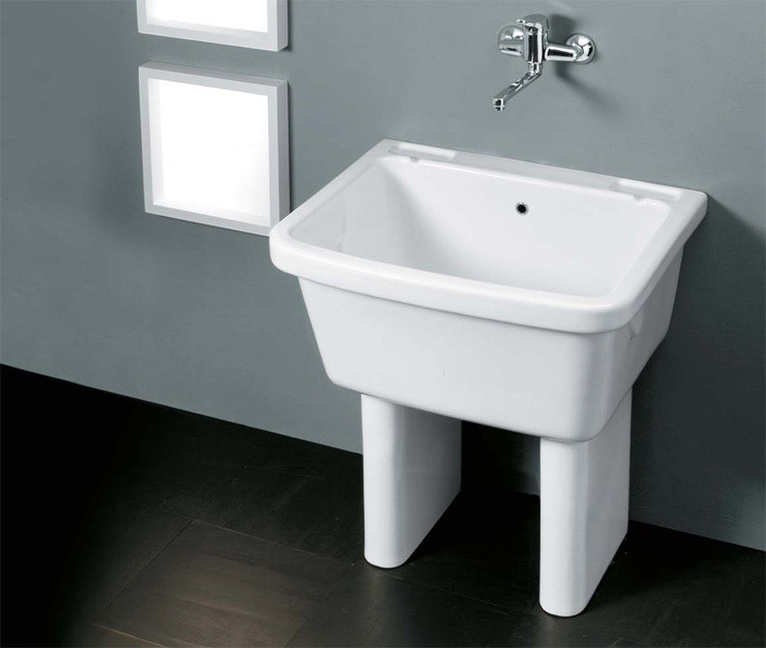 Lampada da comodino design for Lavatoio bagno moderno