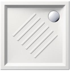 Piatto Doccia GSI 80x80 Quadrato in Ceramica H6