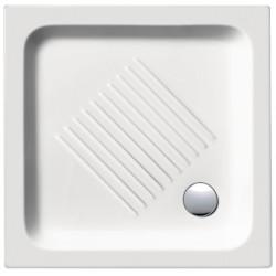 Piatto Doccia Gsi 75x75 cm Quadrato in Ceramica H10