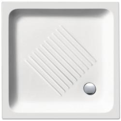 Piatto Doccia Gsi 90x90 cm Quadrato in Ceramica H12