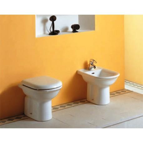 Vaso e bidet ydra pozzi ginori completo di sedile - Sanitari bagno tradizionali ...