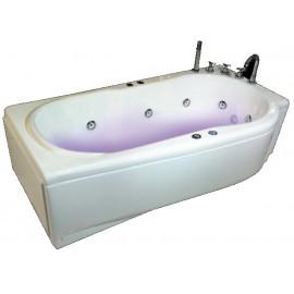 Vasca idromassaggio con Tastiera Digitale 170X70 'Dakota'