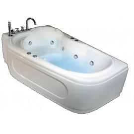 Vasca idromassaggio con Tastiera Digitale 170X100 'Sidney'