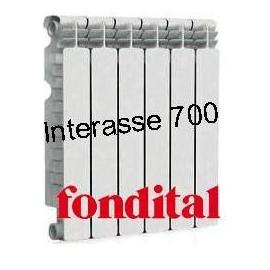 Radiatore in Alluminio Interasse 700 Fondital