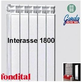 Radiatore in Alluminio Interasse 1800 Fondital