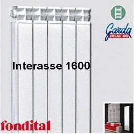 Radiatore in Alluminio Interasse 1600 Fondital