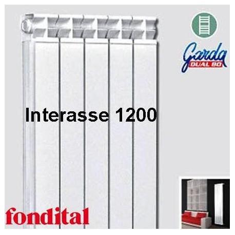 Interasse radiatori alluminio termosifoni in ghisa for Radiatori ghisa ferroli