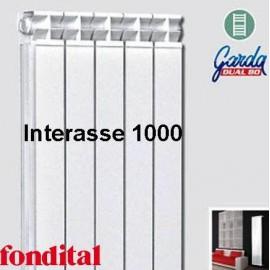 Radiatore in Alluminio Interasse 1000 Fondital
