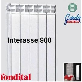 Radiatore in Alluminio Interasse 900 Fondital