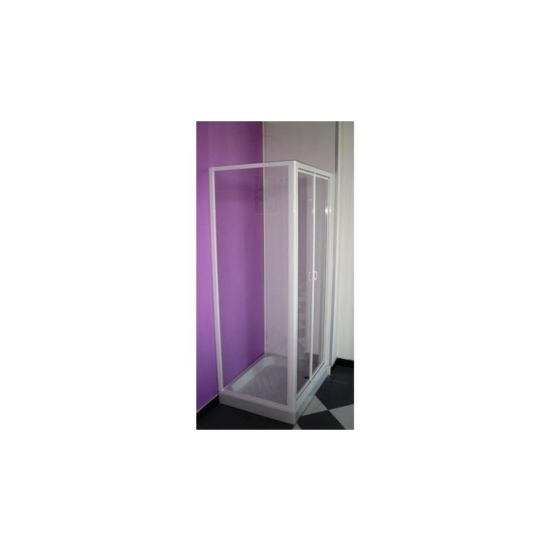 Box doccia con movimento a soffietto parete fissa - Box doccia globo ...