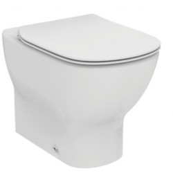 Wc AQUABLADE® con Scarico Traslato art. T3537 Tesi Ideal Standard