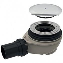 Sifone geberit per piatti doccia con foro per la piletta diametro 90 mm