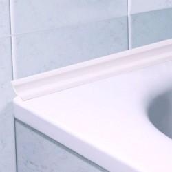Profilo Adesivo Bordo Vasca Cerfix® Sanibord Lunghezza 270 cm