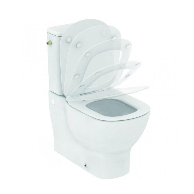 Ideal Standard Sedile Wc Funzione Lento Softclose Tesi T352701
