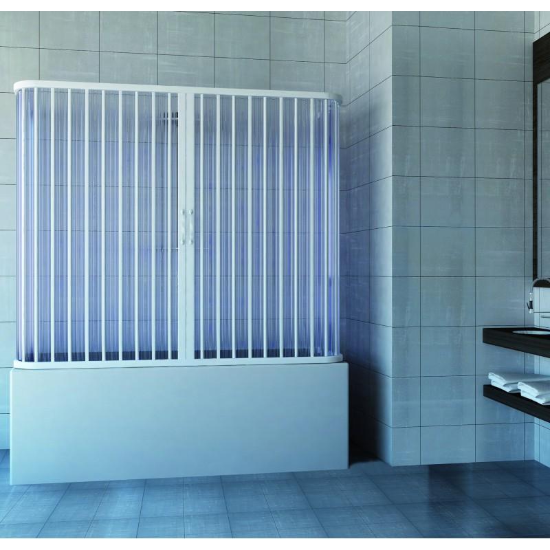 Box vasca nicla apertura centrale vendita online for Box doccia tre lati leroy merlin