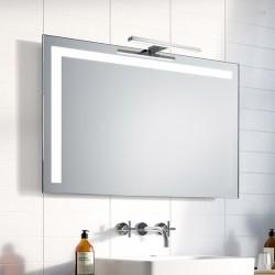 Su Misura Specchio da Bagno con Lampada Led 5W art. Ibiza01