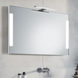 Su Misura Specchio da Bagno con Lampada Led 5W art. Vienna