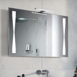 Su Misura Specchio da Bagno con Lampada Led 5W art. Havana01