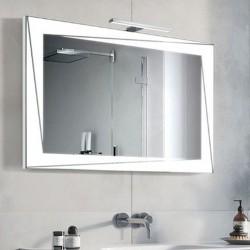 Su Misura Specchio da Bagno con Lampada Led 5W art. Milena01