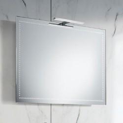 Su Misura Specchio da Bagno con Lampada Led 5W art. Easy01
