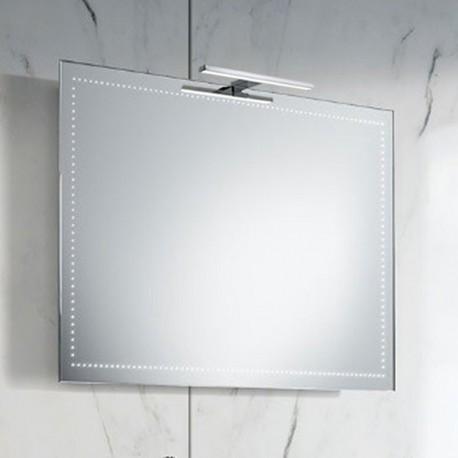Vendita Specchi Da Bagno.Su Misura Specchio Da Bagno Con Lampada Led 5w Art Easy01