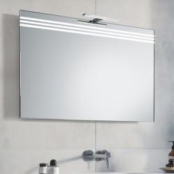 Su Misura Specchio da Bagno con Lampada Led 5W art. Eos01