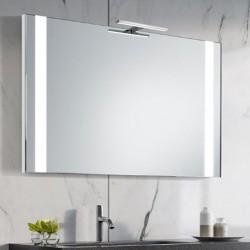 Su Misura Specchio da Bagno con Lampada Led 5W art. Liberty1