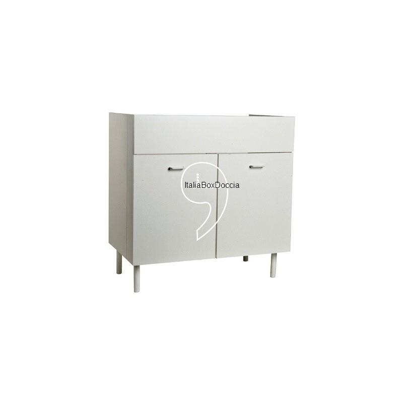 Home > Lavelli Cucina > Mobile Per Lavello Inox Bianco
