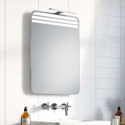 Su Misura Specchio da Bagno con Lampada Led 5W art. Lux01
