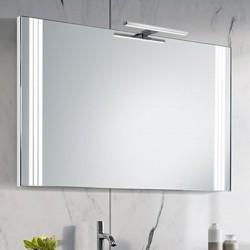 Su Misura Specchio da Bagno con Lampada Led 5W art. Nemo01