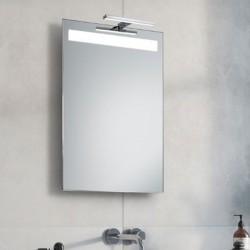 Su Misura Specchio da Bagno con Lampada Led 5W art. Venere01