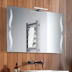 Su Misura Specchio da Bagno con Lampada Led 5W art. Ali01