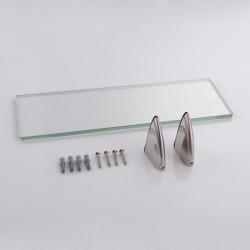 Misura al Centimetro Mensola in vetro rettangolare spessore 8 mm