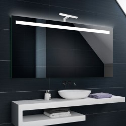 Su Misura Specchio da Bagno con Lampada Led 5W art. Mirra02