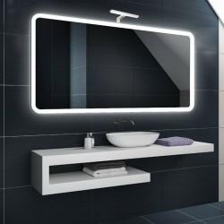 Su Misura Specchio da Bagno con Lampada Led 5W art. Ibiza02