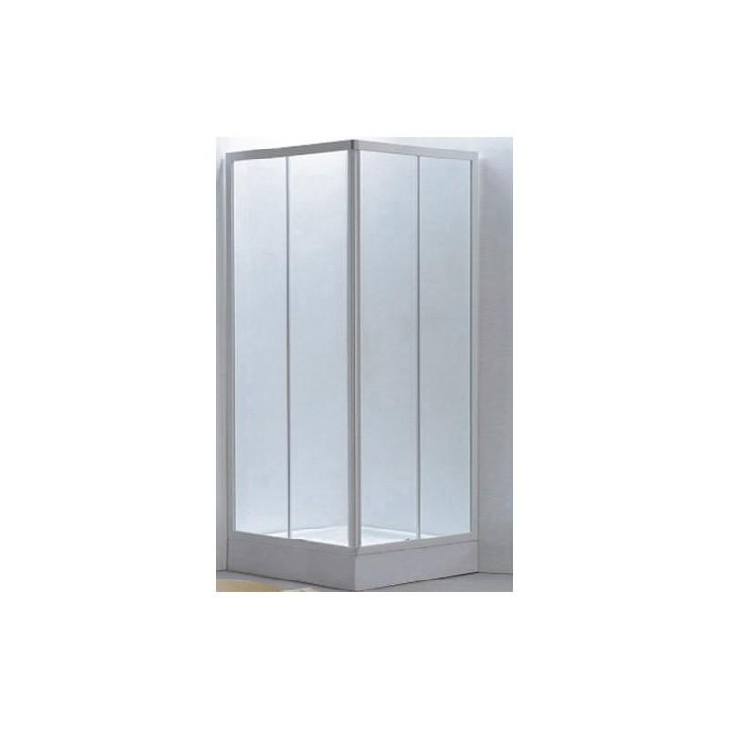 Box Doccia Rettangolare 60x80 cm Cristallo 3 mm - Vendita Online ...