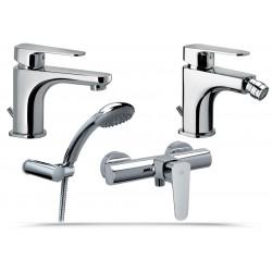 sly paffoni miscelatori lavabo bidet doccia esterno
