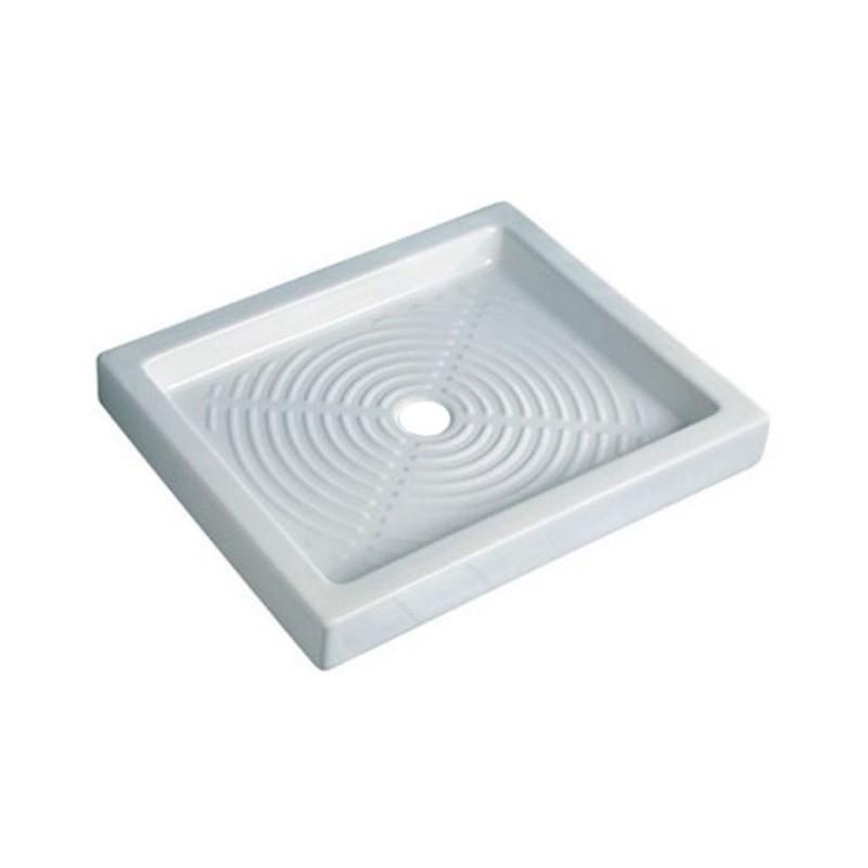 Piatto Doccia Rettangolare Dimensioni.Piatto Doccia 65x80 H 10 Cm Rettangolare In Porcellana
