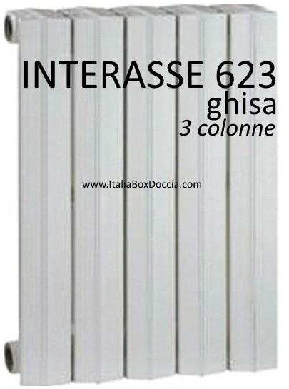 Radiatori In Ghisa.Radiatore In Ghisa Modello Tema 3 681b Vendita Online Italiaboxdoccia
