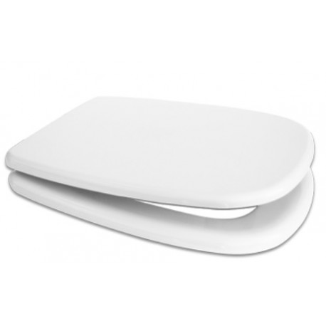 Sedile Wc Dolomite Fleo.Sedile Dolomite Fleo In Termoindurente Bianco Mod Originale Vendita Online Italiaboxdoccia